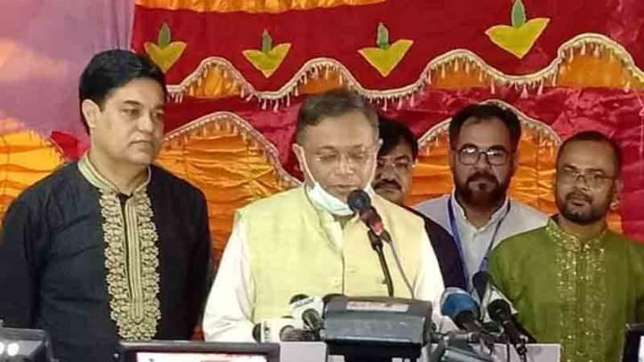 পদ্মা সেতুতে বিএনপি নেতাদের হাঁটার দৃশ্য দেখার অপেক্ষায় আছি : তথ্যমন্ত্রী