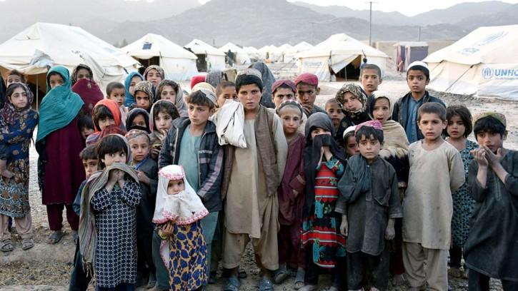 আফগানিস্তানে অনাহারে মারা যেতে পারে ১০ লাখ শিশু : ইউনিসেফ