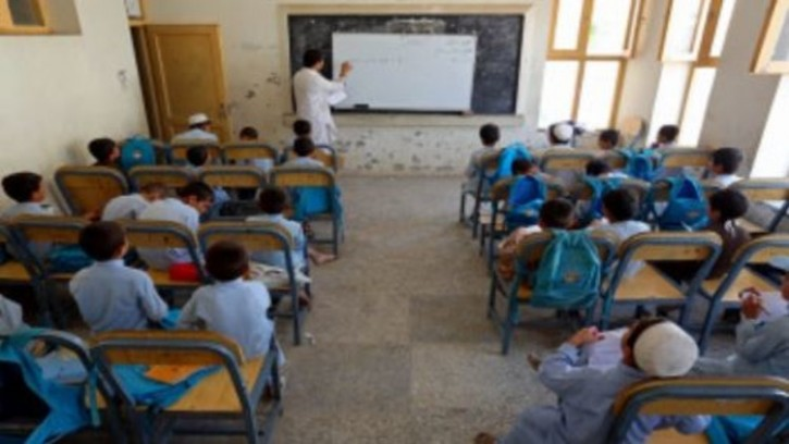 শুধু ছেলেদের জন্য স্কুল খুলল তালেবান সরকার